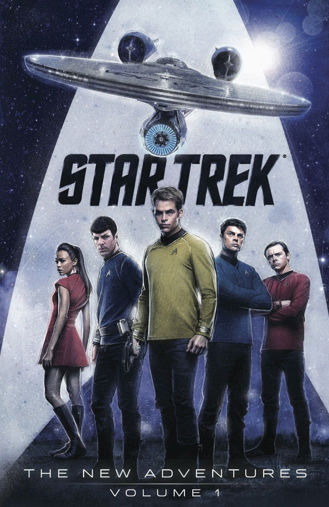 Star Trek New Adventures TP Vol 01