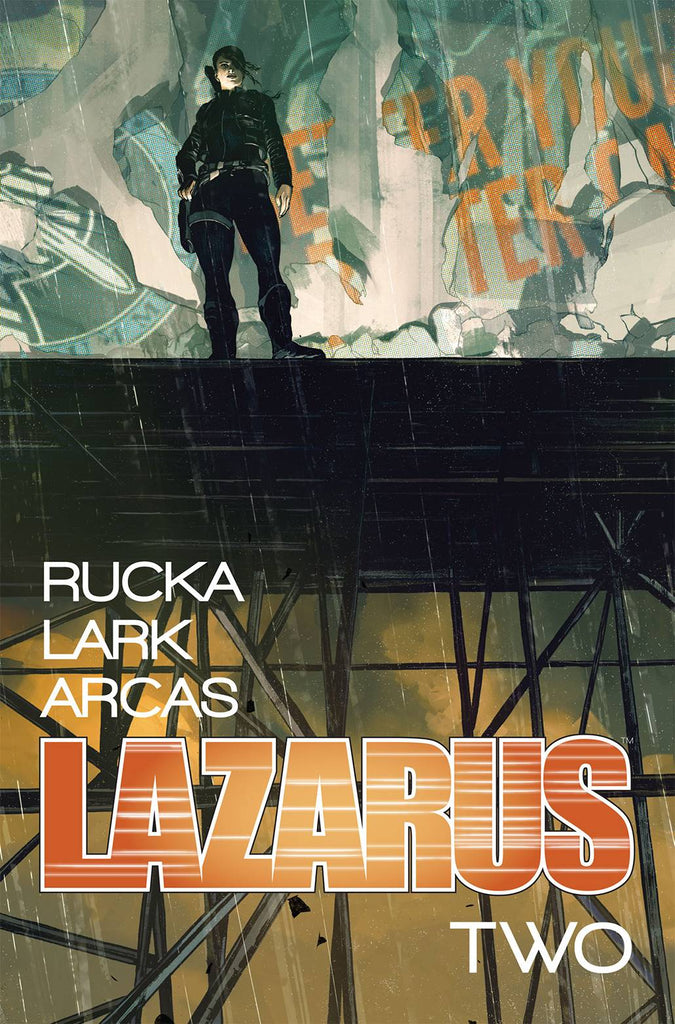 Lazarus TP Vol 02 Lift