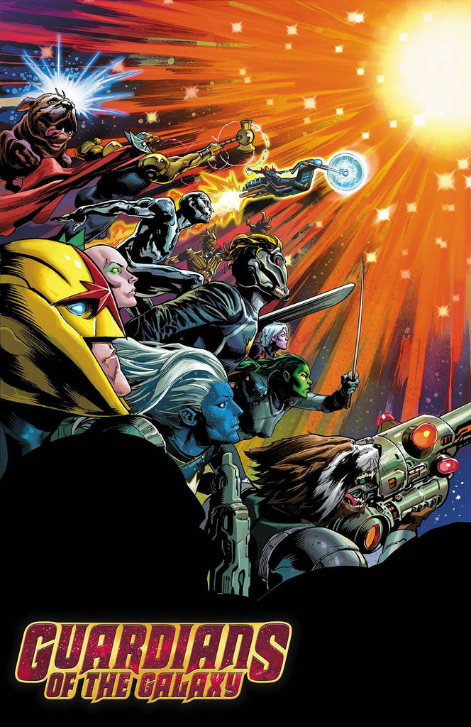 Guardians Of The Galaxy TP Vol 02 Faithless