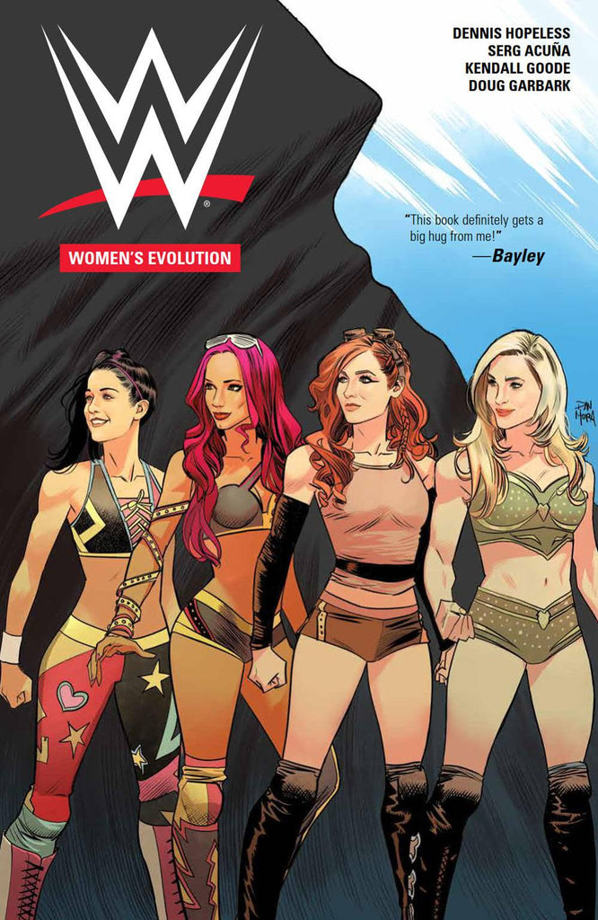 WWE Ongoing TP Vol 04