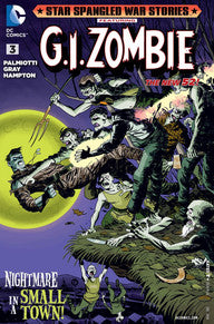 Star Spangled War Stories Featuring G.I.Zombie (Vol 2 2014) #3 CVR A