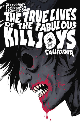 True Lives Fabulous Killjoys California Library Ed HC