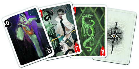DRAGON AGE INQUISITION PLAYING CARDS