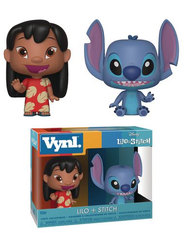 VYNL - Disney Lilo & Stitch
