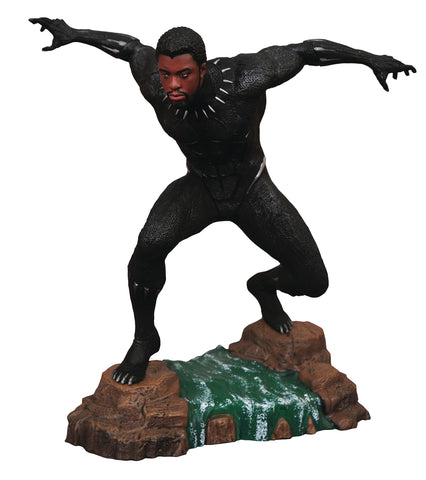 GALLERY MCU - BP Black Panther Unmasked