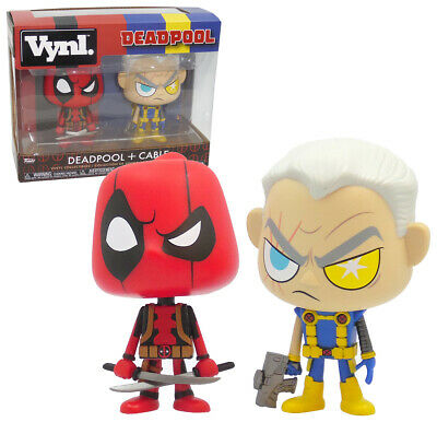 VYNL - Deadpool & Cable