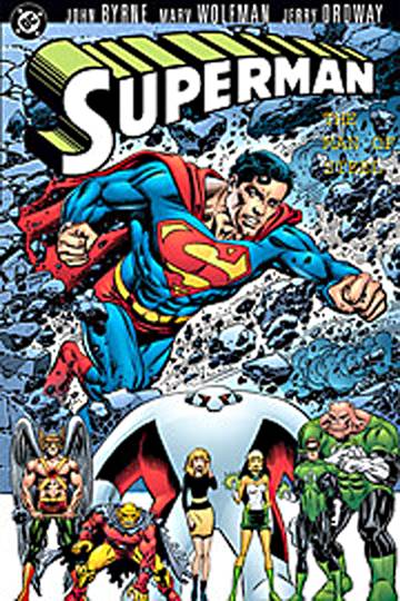 Superman The Man Of Steel TP Vol 03