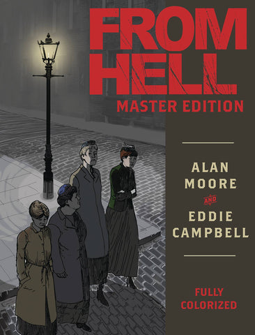 FROM HELL MASTER EDITION HC (MR)