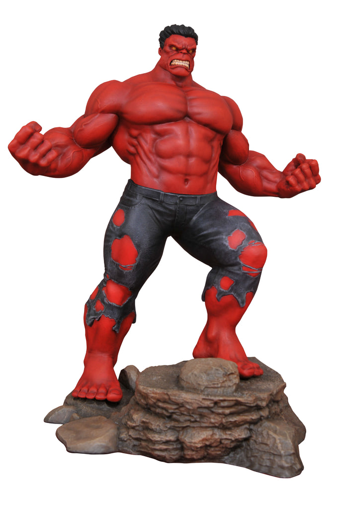 Gallery MARVEL - Red Hulk