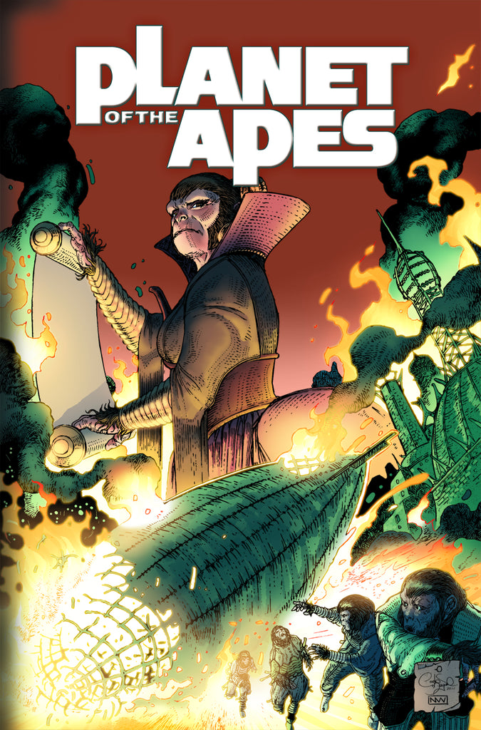 Planet Of The Apes TP Vol 03