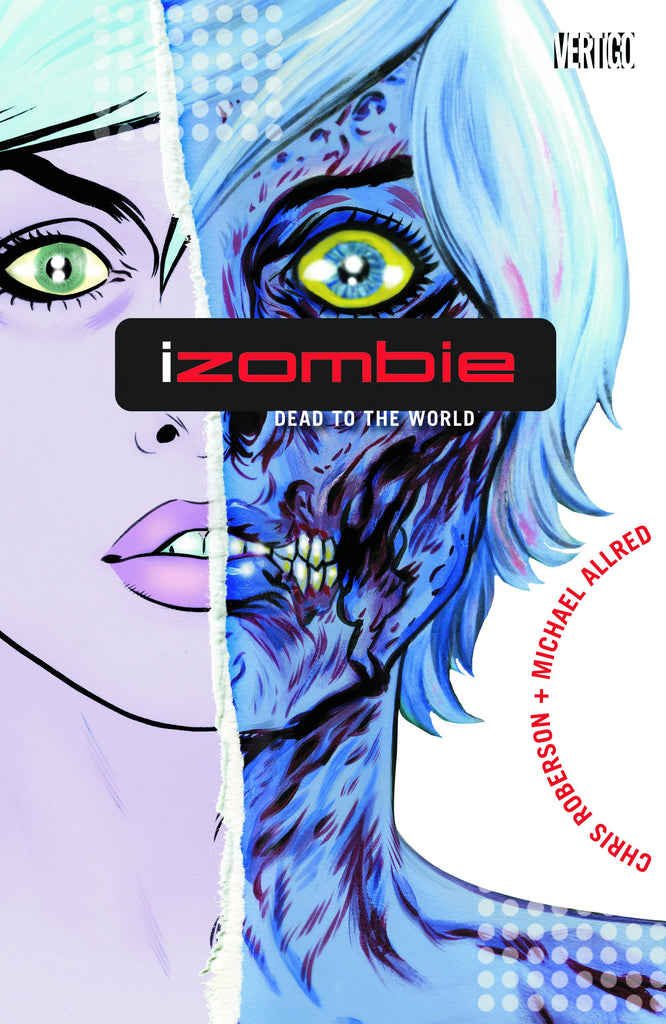 Izombie TP Vol 01 Dead To The World*
