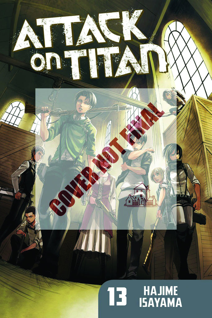 Attack On Titan GN Vol 14