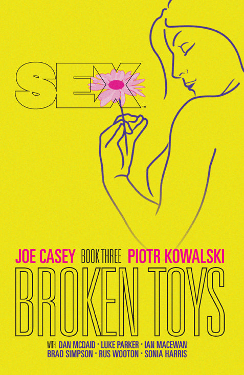 Sex TP Vol 03 Broken Toys (Mr)