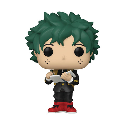 POP MHA - Deku (Middle School Uniform)