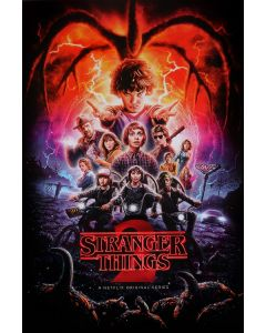 POSTER - Stranger Things Season 2