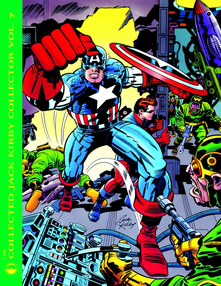 Collected Jack Kirby Sc Vol 07