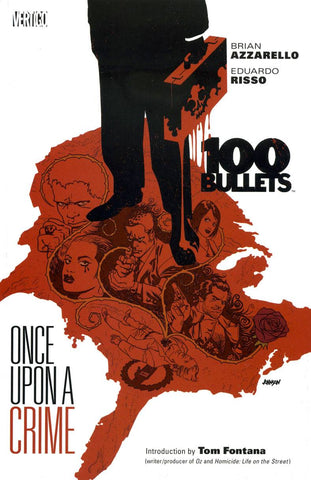 100 Bullets Tp Vol 11 Once Upon A Crime