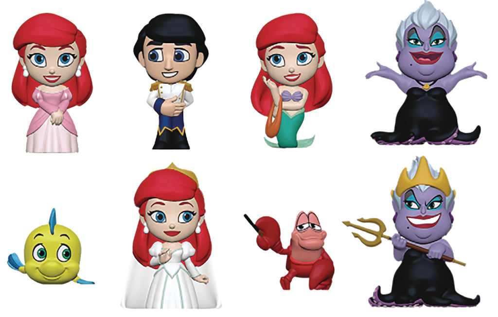 Mystery Mini - Disney Little Mermaid