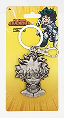 Key Ring - MHA Deku Head