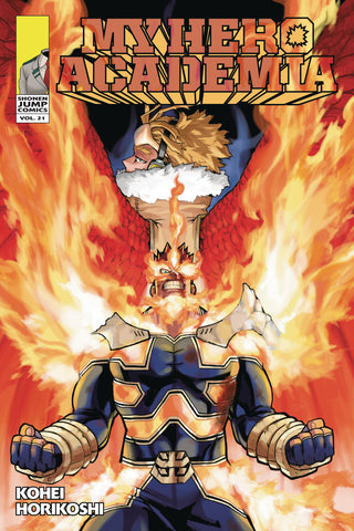 MY HERO ACADEMIA GN VOL 21