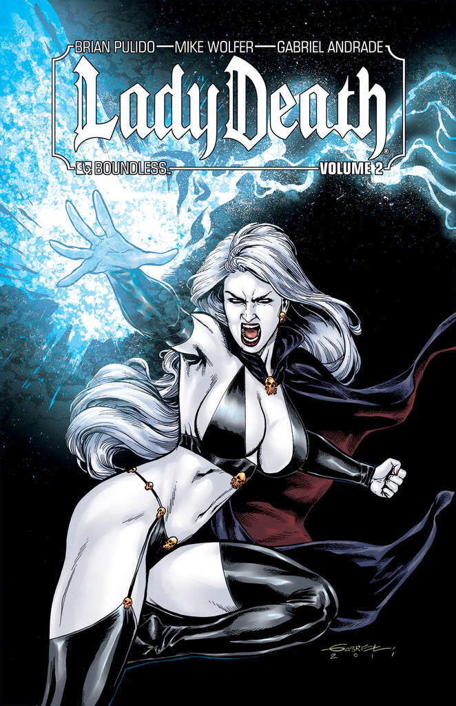 Lady Death (Ongoing) TP Vol 02