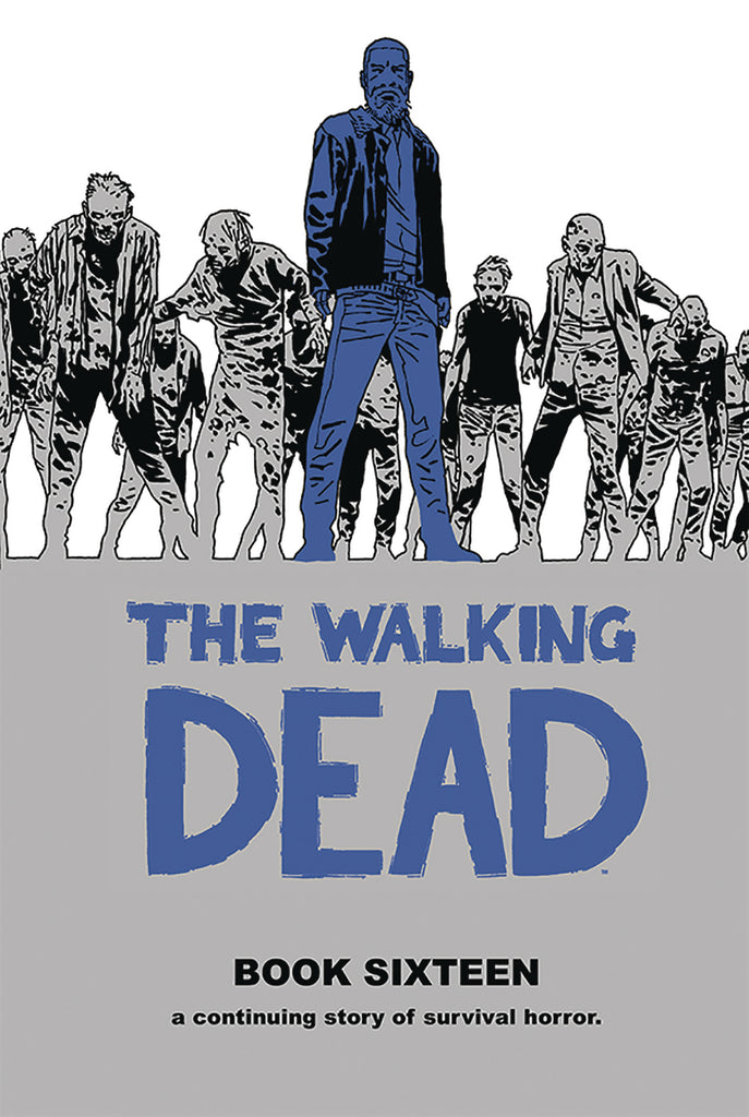 Walking Dead HC Vol 16 (Mr)