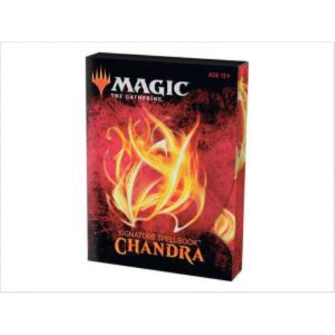 MTG: Signature Spellbook Chandra