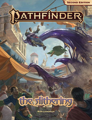 Pathfinder 2E: The Slithering