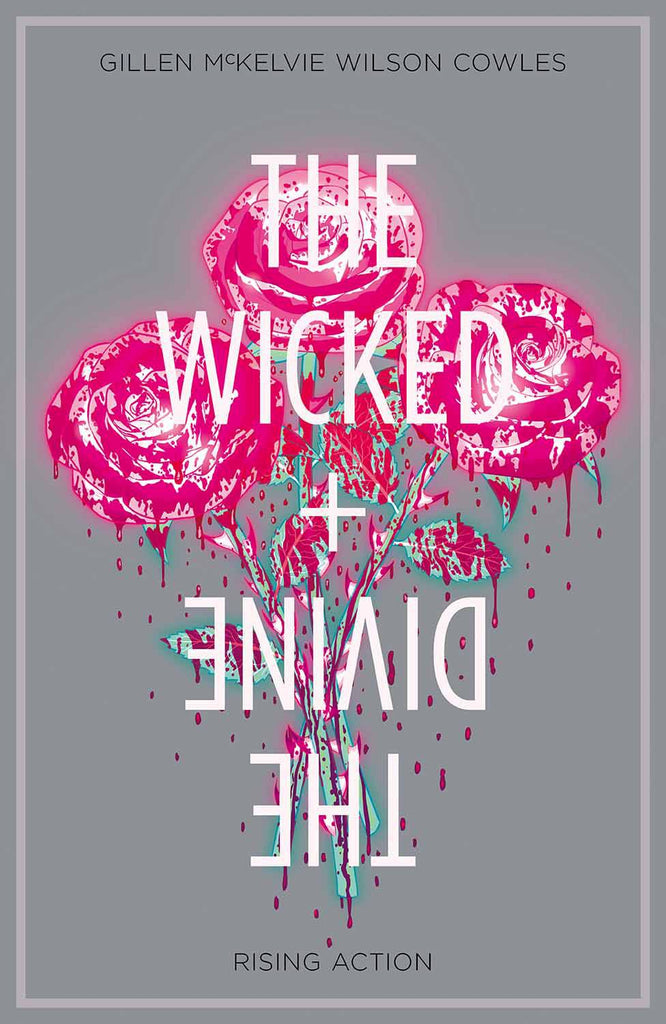 Wicked & Divine TP Vol 04 Rising Action