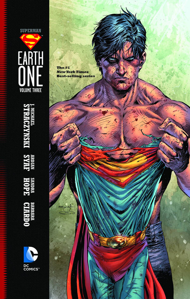 Superman Earth One TP Vol 03