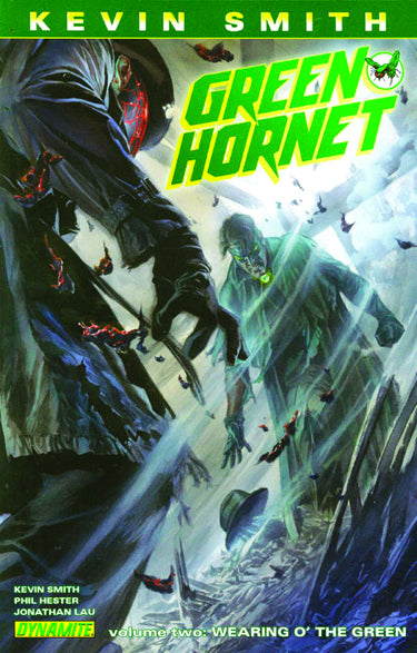 Kevin Smith Green Hornet TP Vol 02 Wearing Green