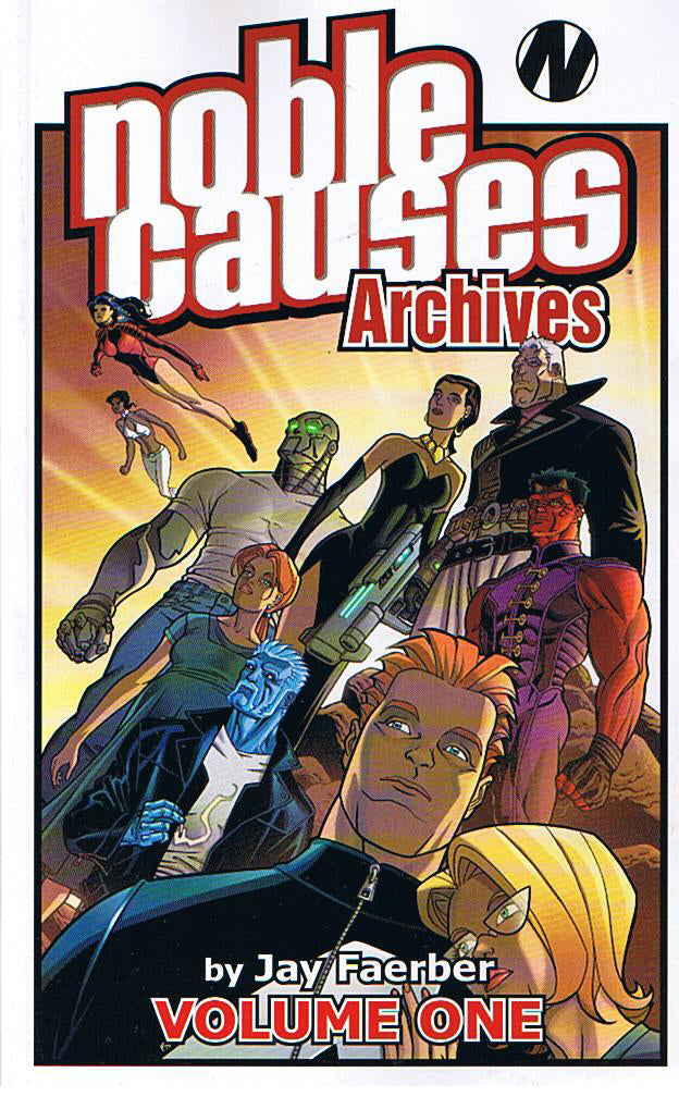 NOBLE CAUSES ARCHIVES TP VOL 01
