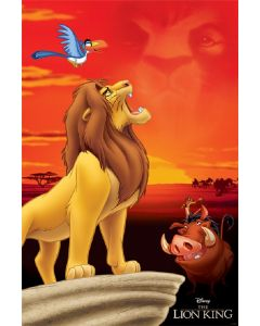 POSTER - The Lion King