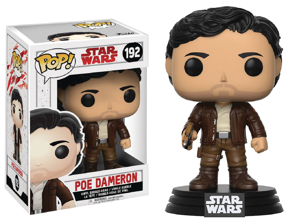 POP Star Wars E8 - Poe Dameron
