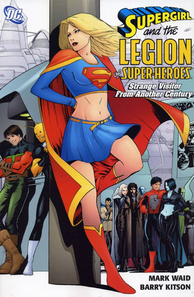 LEGION OF SUPER HEROES TP VOL 03 SUPERGIRL