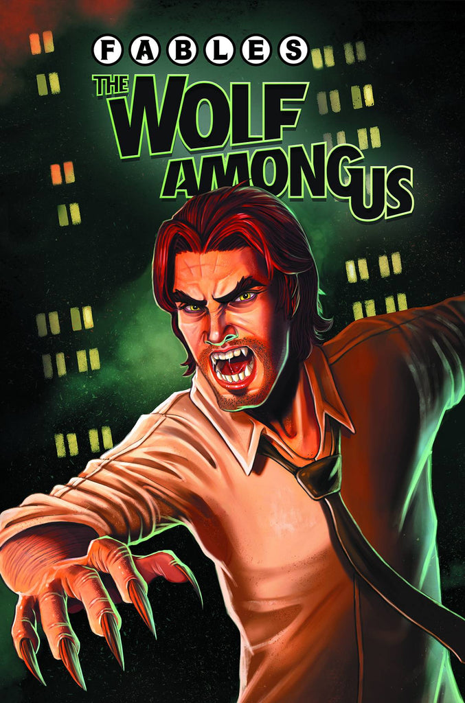 Fables The Wolf Among Us TP Vol 01