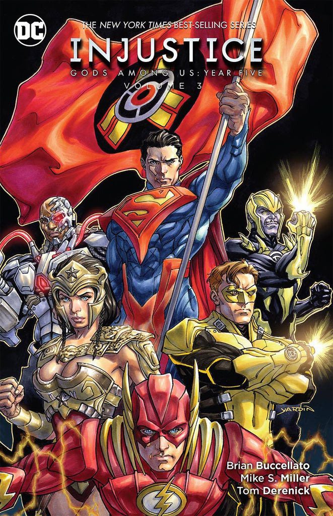 Injustice Gods Among Us Year Five TP Vol 03