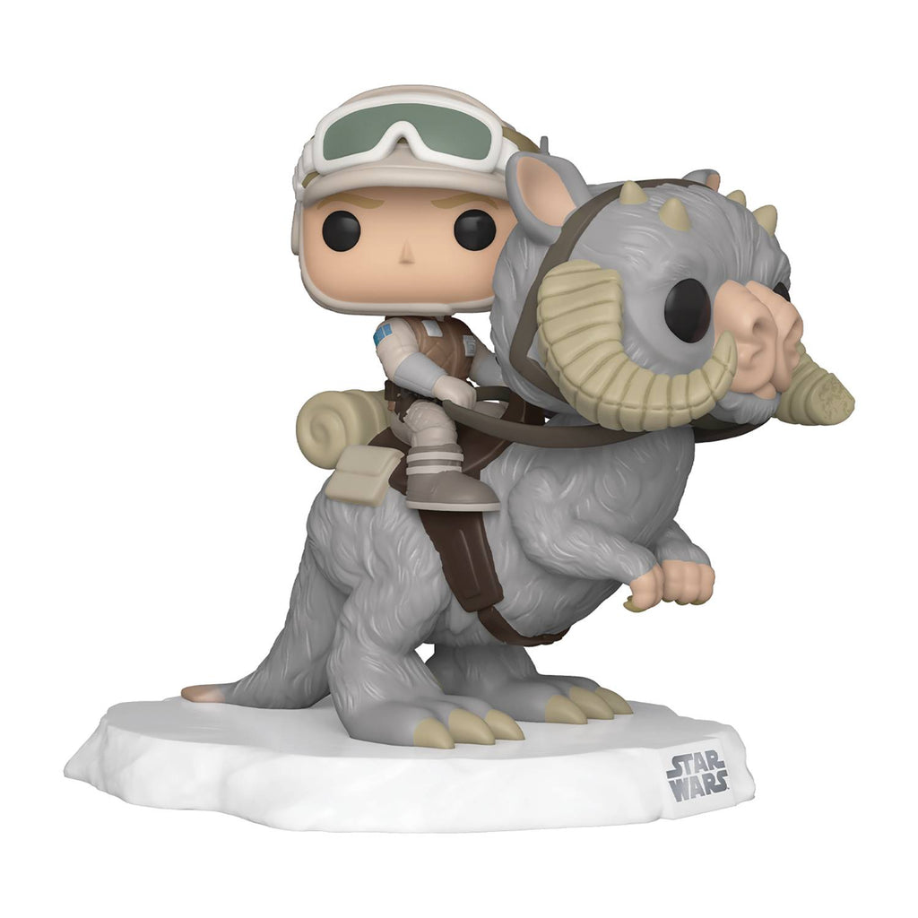 POP Rides - SW Luke on Taun Taun