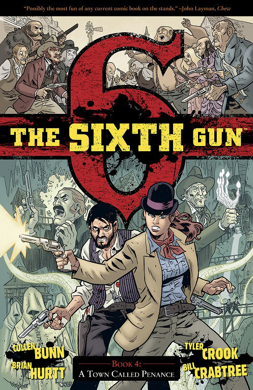 Sixth Gun Tp Vol 04 (Jul121177)