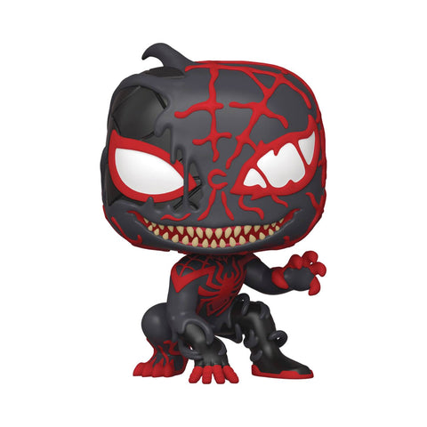 POP Marvel Venomized - Miles Morales