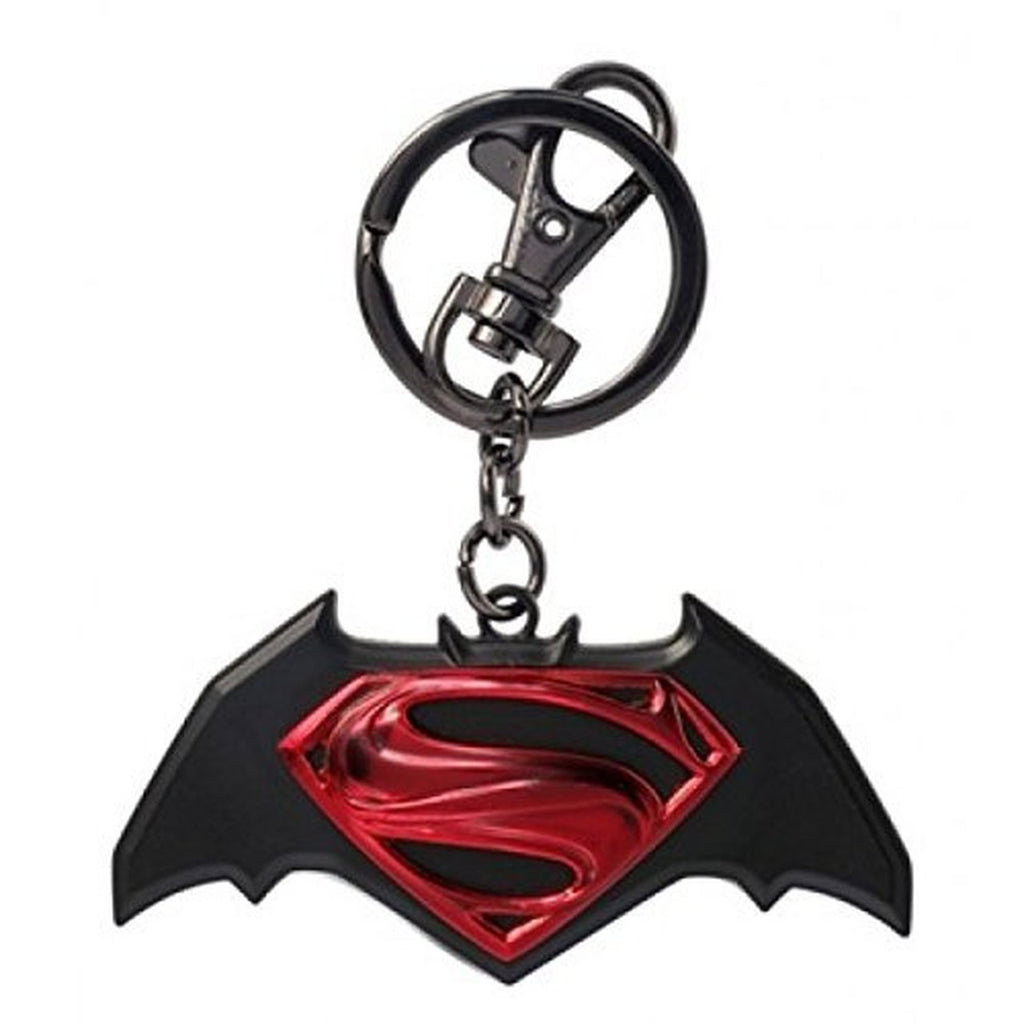 Key Ring - DC BvS Logo
