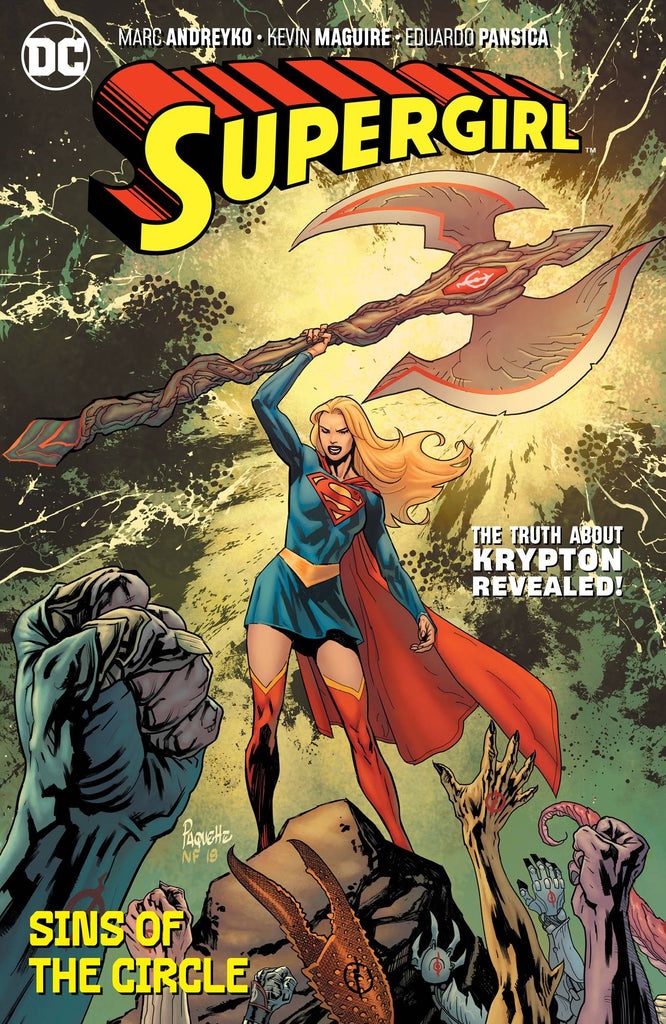 Supergirl TP Vol 02 Sins Of The Circle
