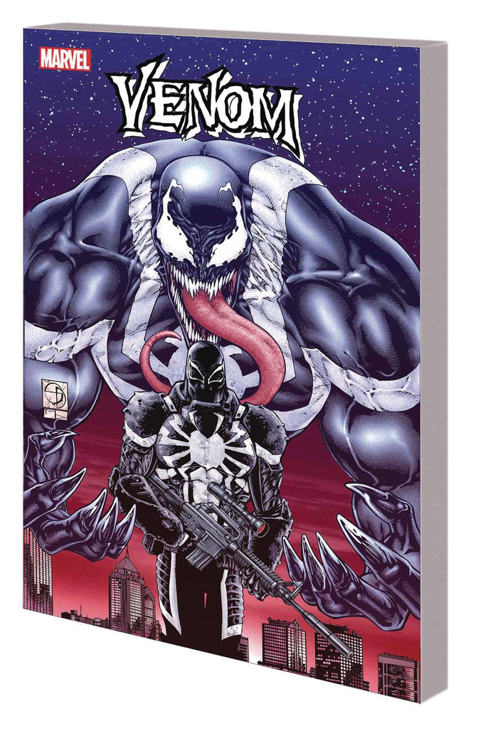 Venom By Cullen Complete Collection TP