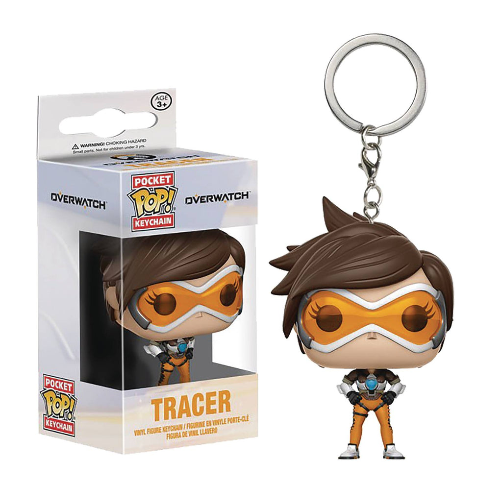Pocket POP Overwatch - Tracer