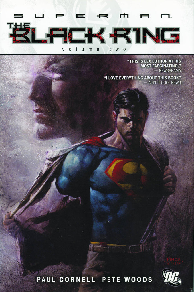 Superman The Black Ring TP Vol 02