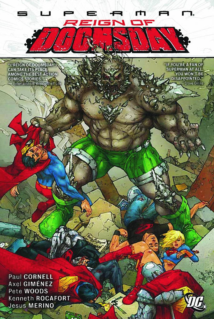 Superman Reign Of Doomsday TP