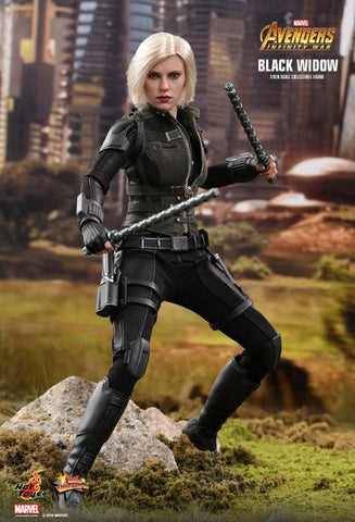 Hot Toys A3 Black Widow 1/6 Scale Figure