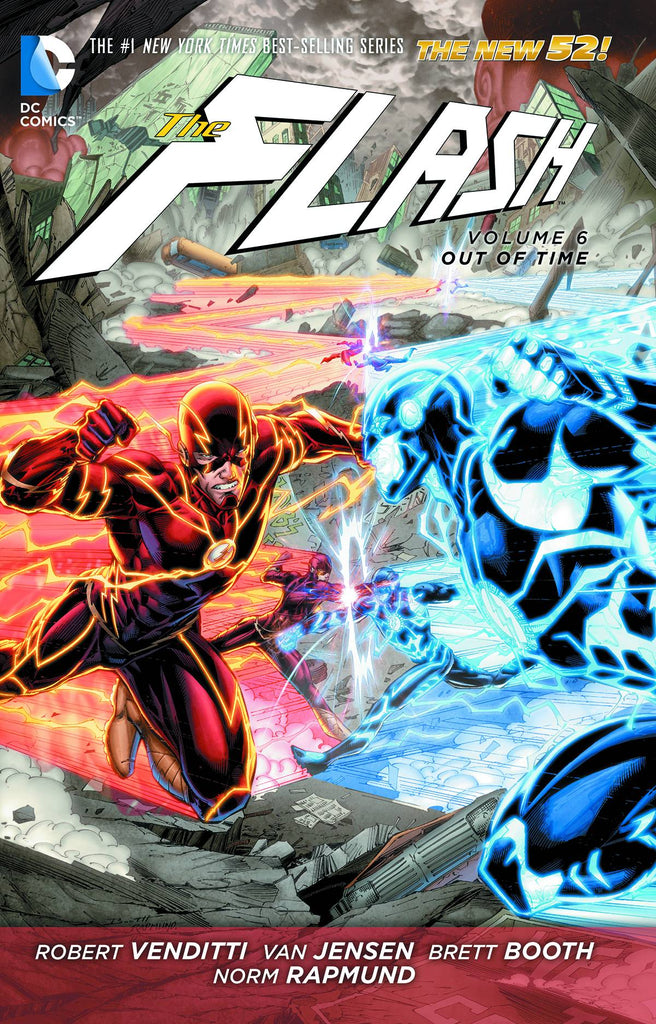 Flash TP (N52) Vol 06 Out Of Time