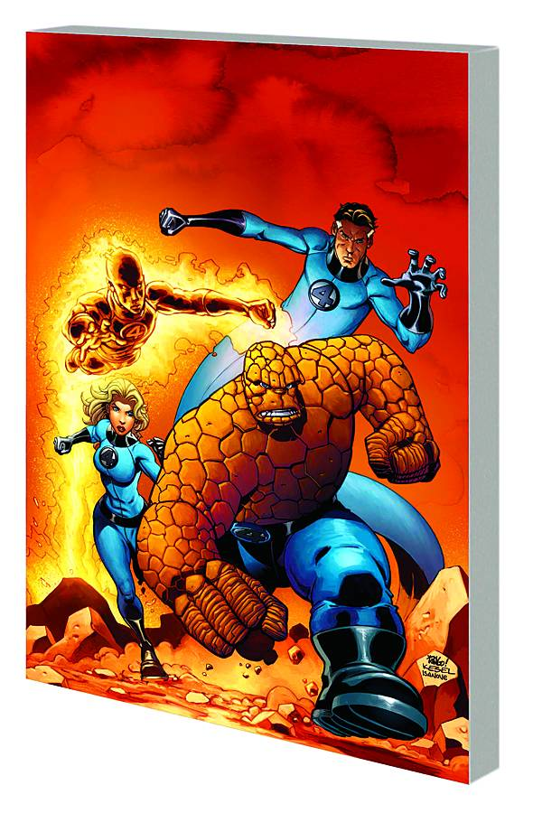 Fantastic Four By Waid & Wieringo Ult Coll TP Book 03