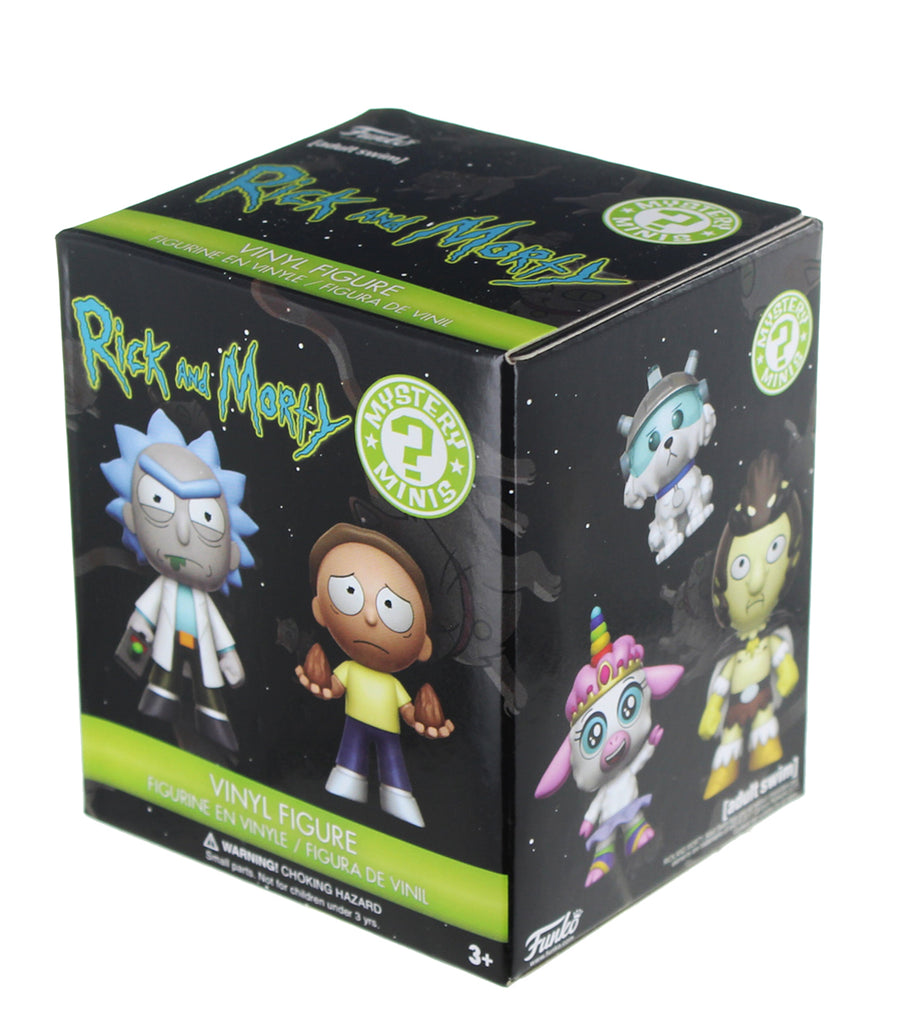 Mystery Mini: Rick & Morty S1